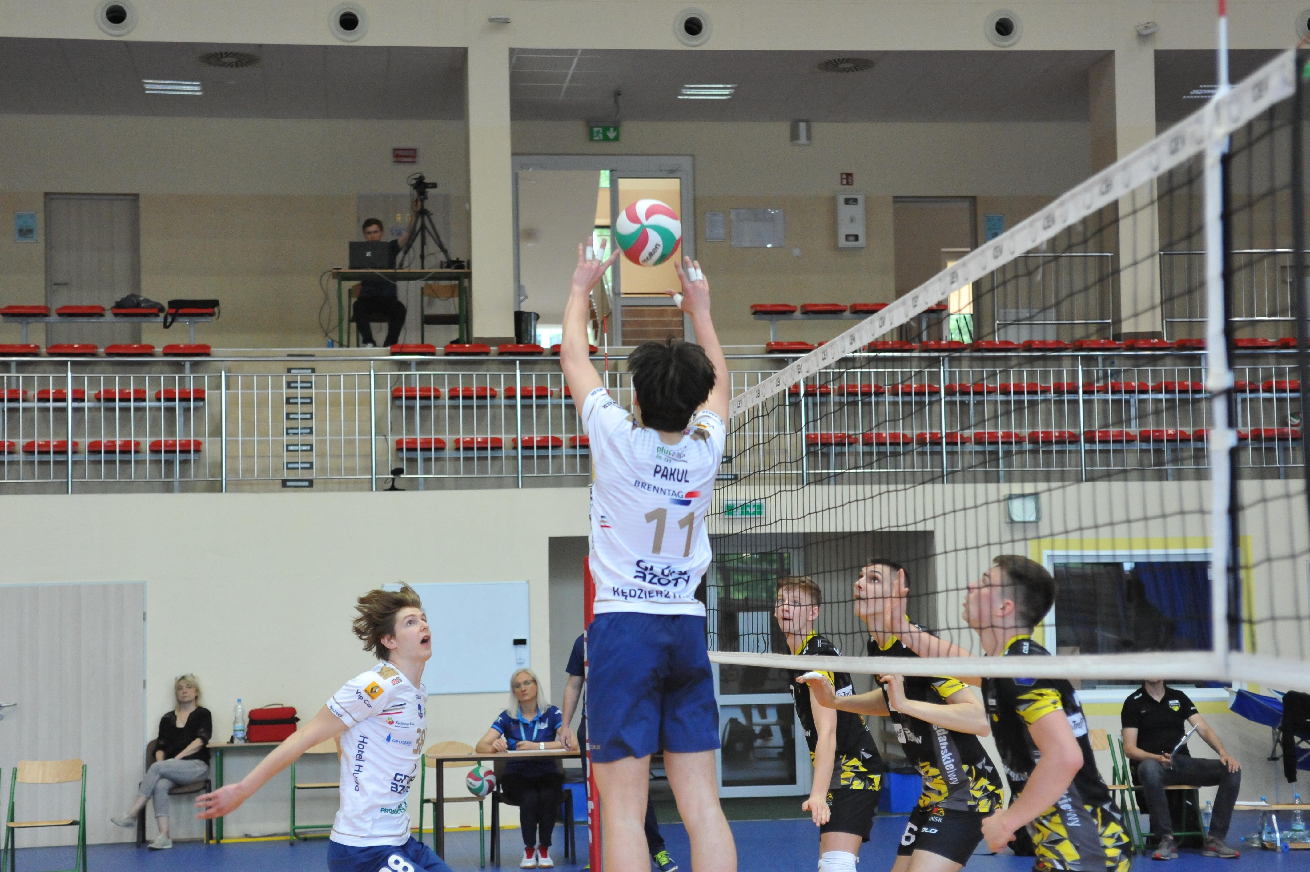 Kadeci stanęli na wysokości zadania i są w TOP 8 drużyn w Polsce
