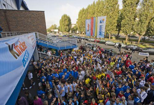 Medale Mistrzostw MiniVolley - Kinder+Sport