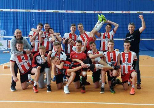 Młodzicy awansowali do Finału Mistrzostw Polski!